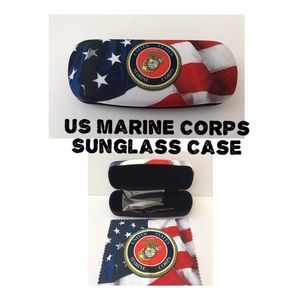 Other - 🇺🇸🆕 New US Marine Corps Sunglass Case